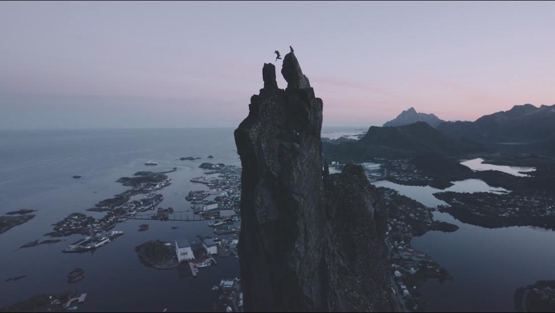 #LifeChangingPlaces - LOFOTEN - Chris Burkard